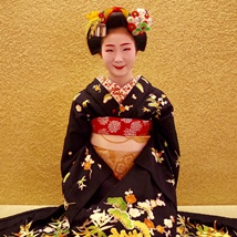 Maiko Dance Performance and Greeting